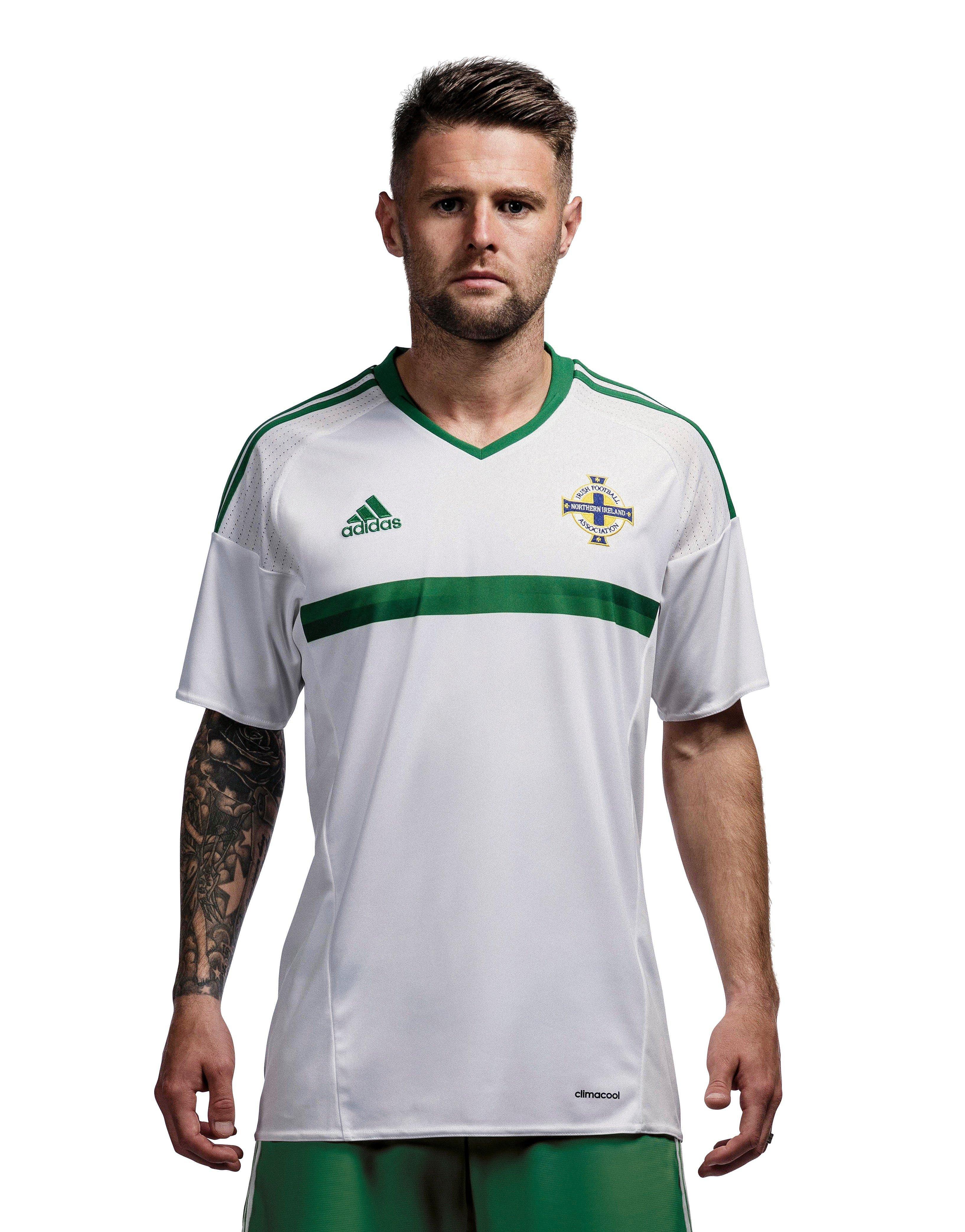 adidas Northern Ireland 2016 Away Shirt