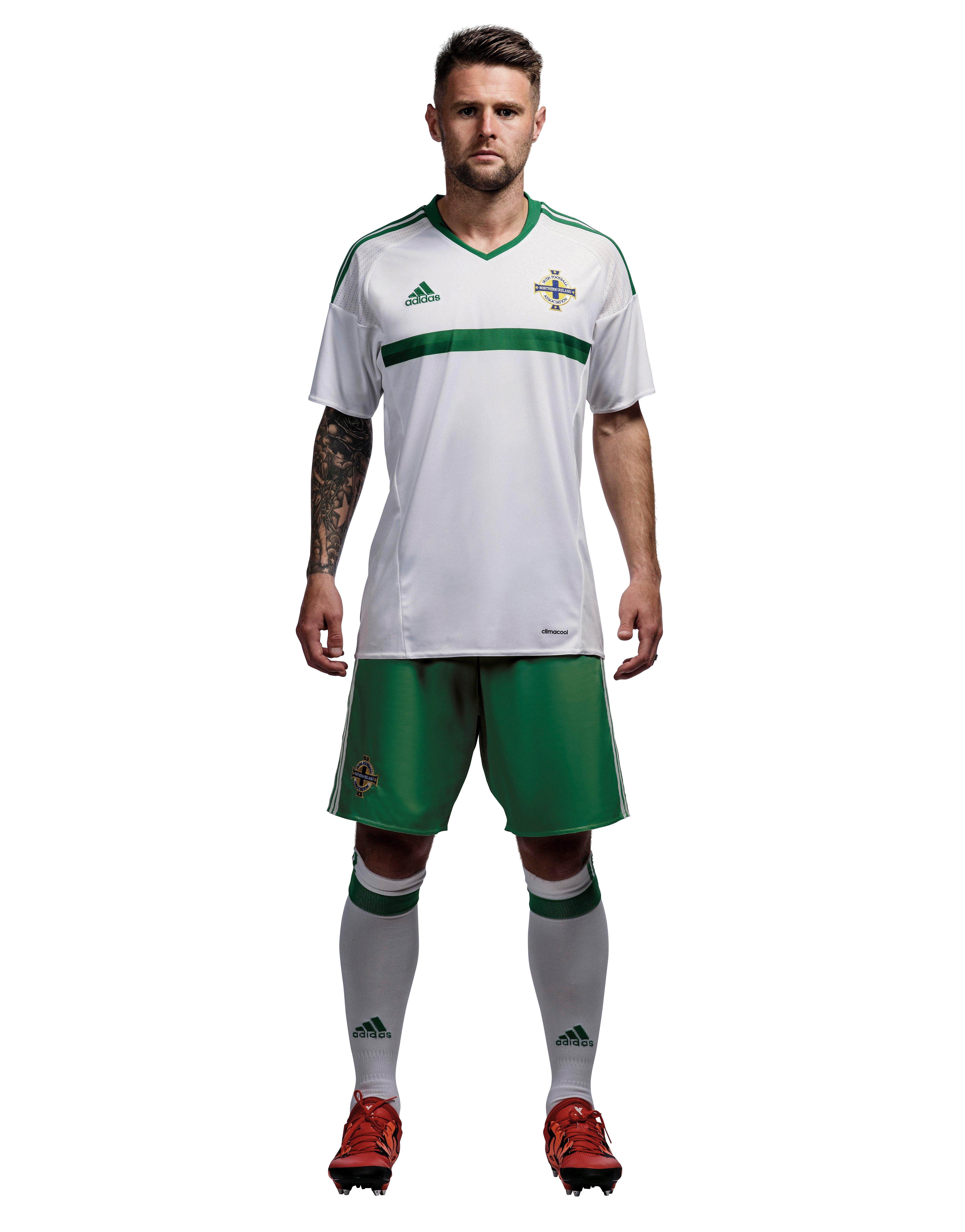 adidas Northern Ireland 2016 Away Shorts