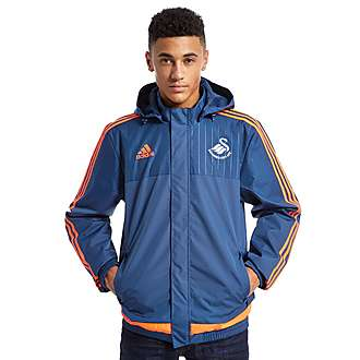 adidas Swansea City All Weather Jacket