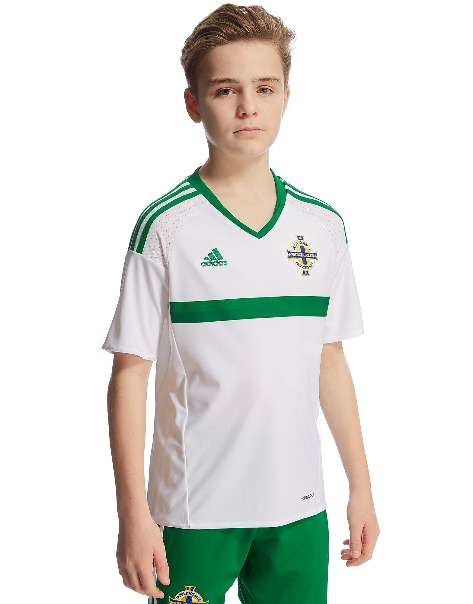 adidas Northern Ireland 2016 Away Shirt Junior