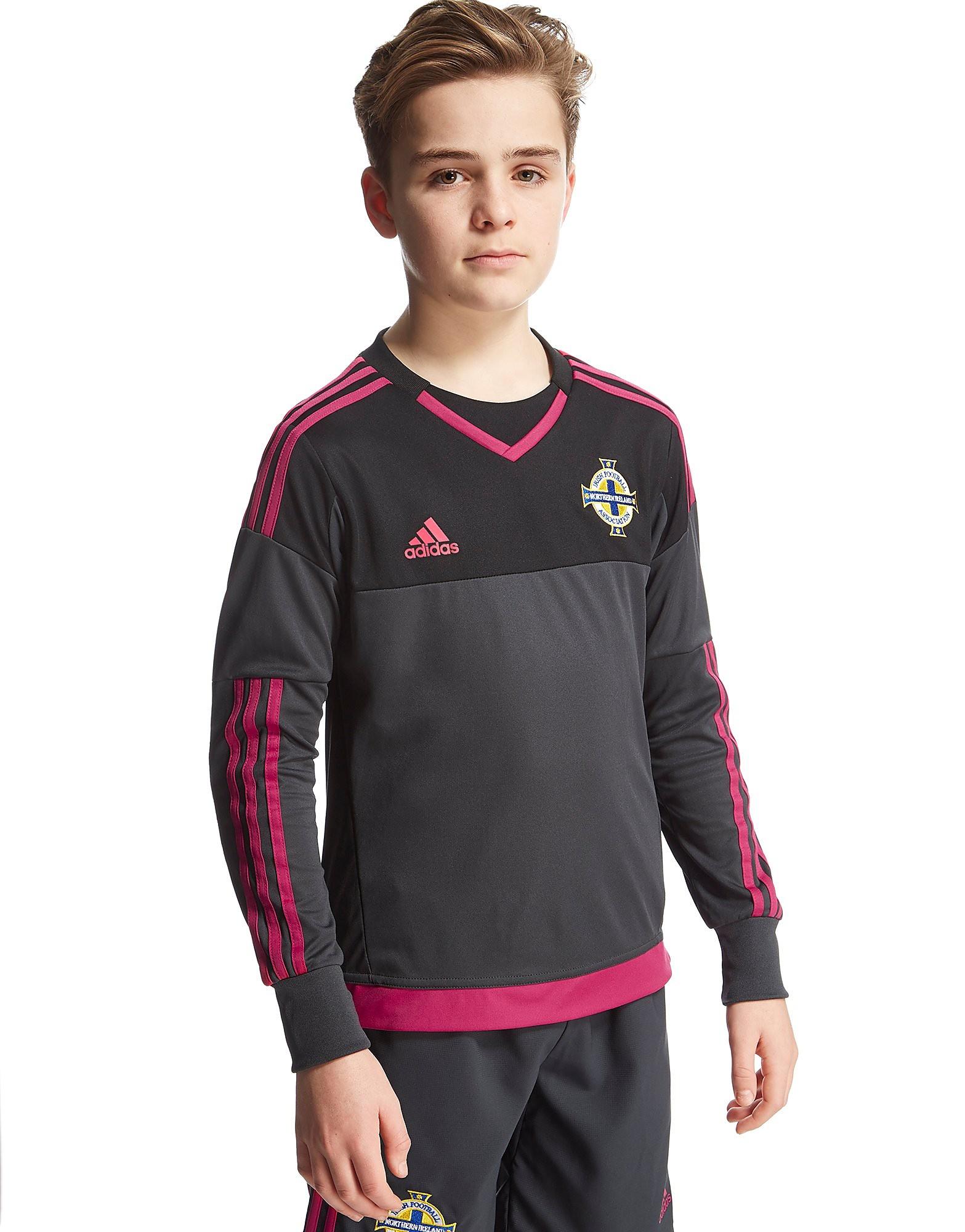 adidas Northern Ireland 2016 Away GK Shirt Junior