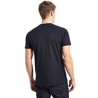 Fred Perry Textured Pique Mix T-Shirt