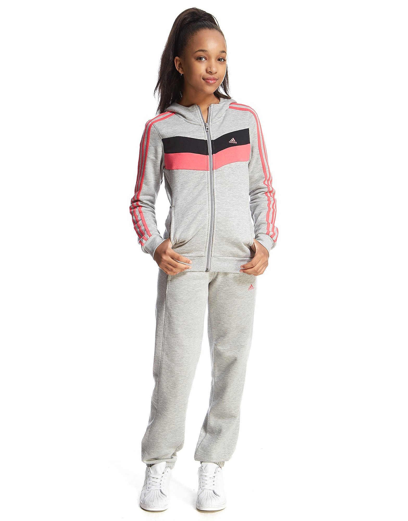 adidas Girls' Zeno Suit Junior