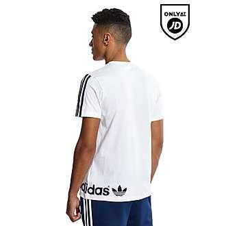 adidas Originals Trefoil Denim Colorado T-Shirt