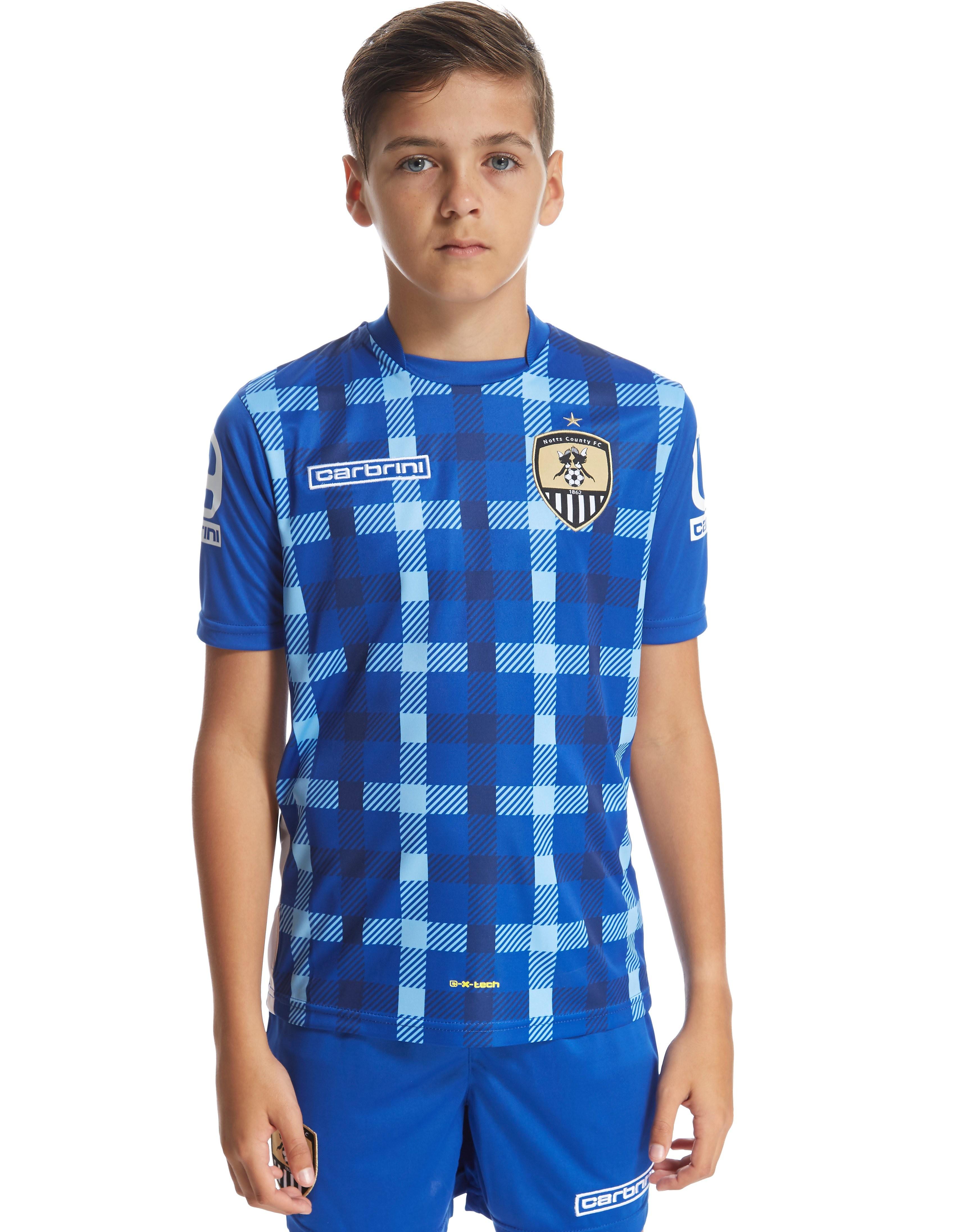 Carbrini Notts County FC Third 2015/16 Shirt Junior