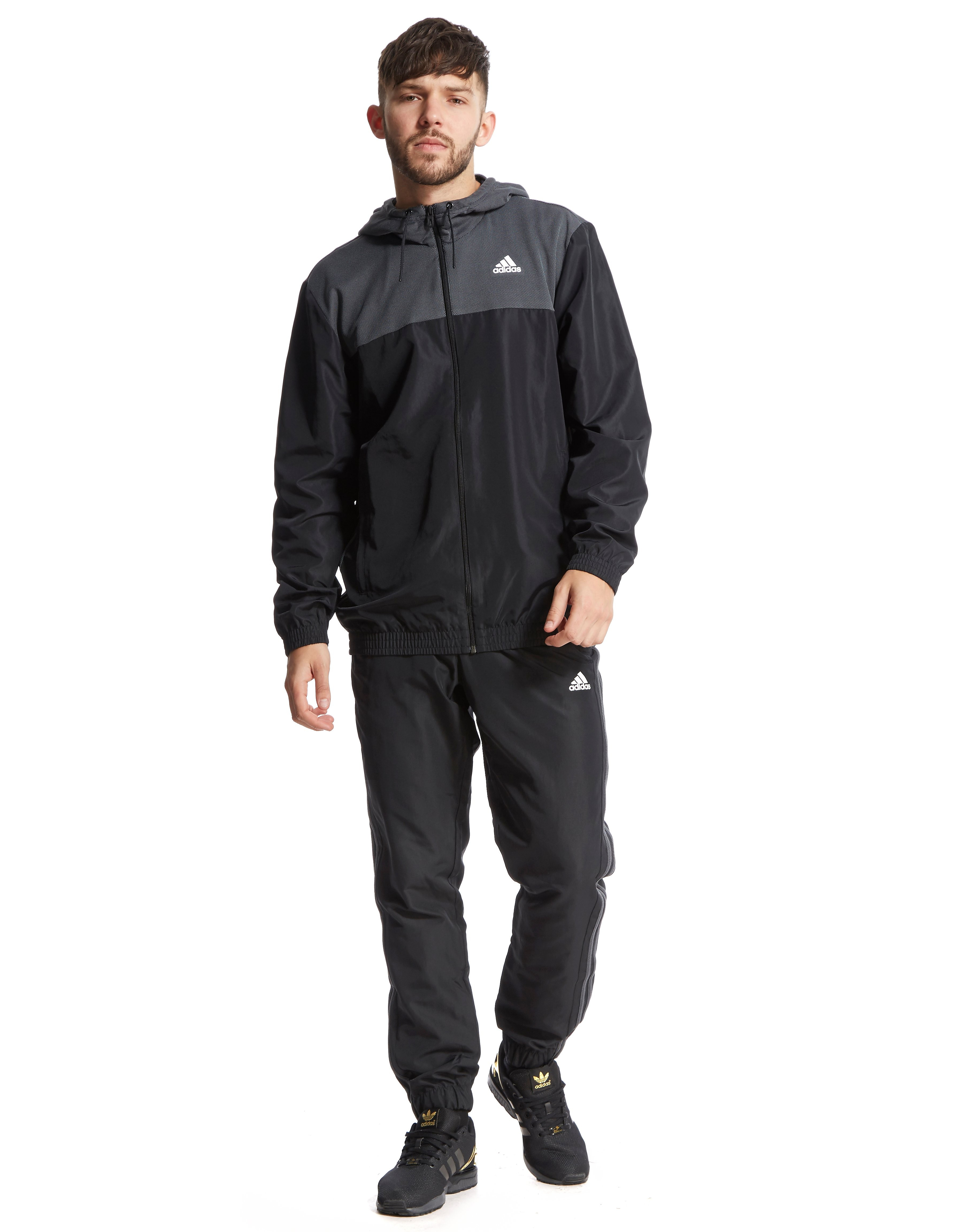 adidas Iconic Hooded Suit