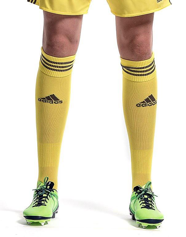adidas FA Wales Home 2016 Goalkeeper Socks