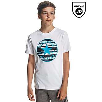 Converse Infill T-Shirt Junior