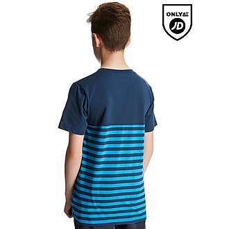 Converse Stripe T-Shirt Junior