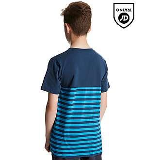 Converse Stripe T-Shirt Junior