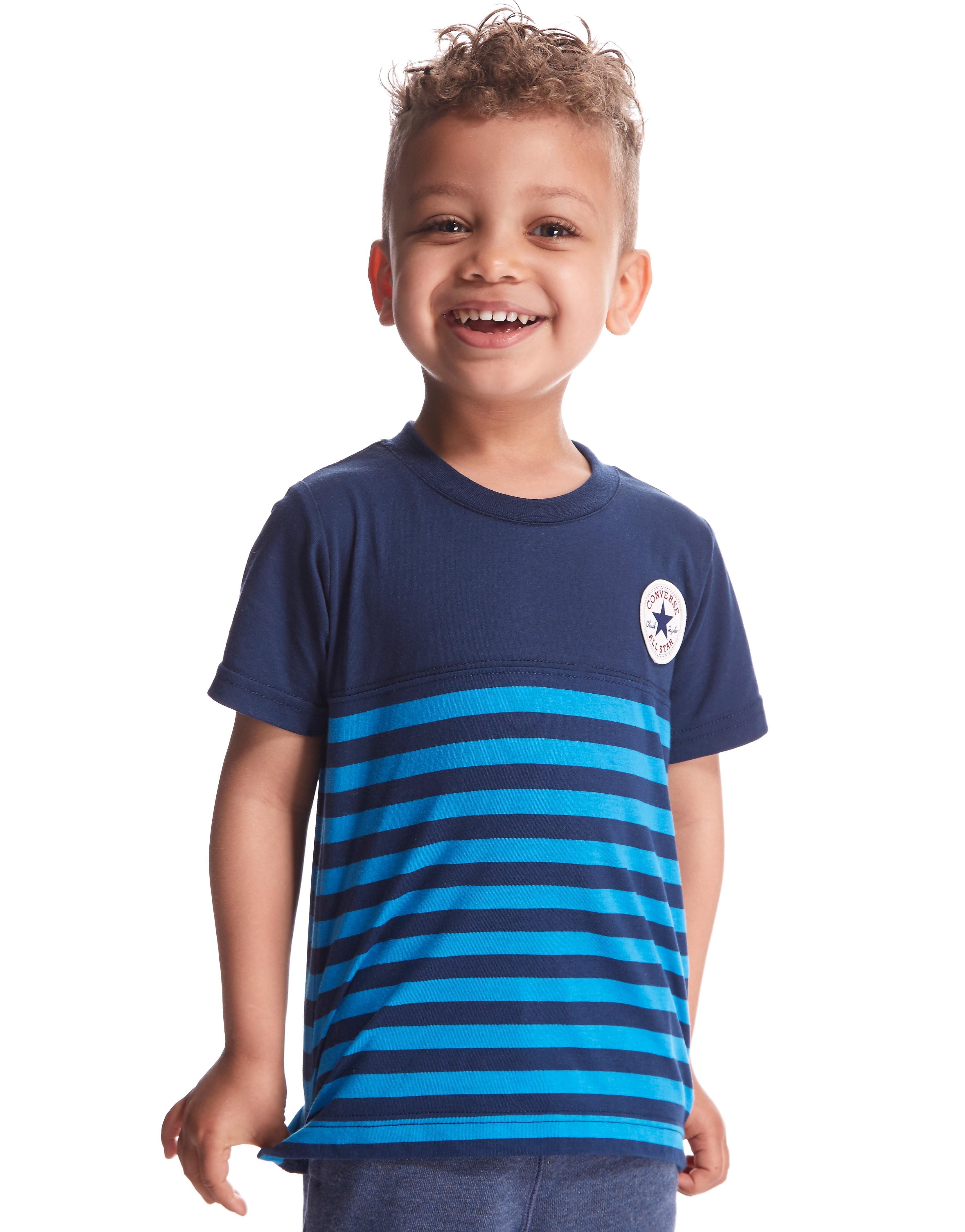 Converse Stripe T-Shirt Children