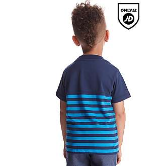 Converse Stripe T-Shirt Children