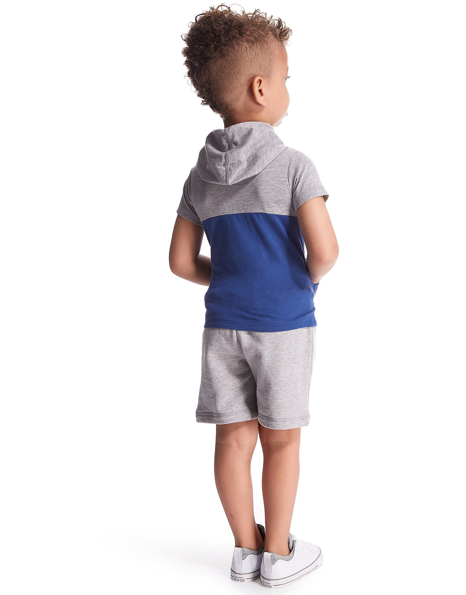 Converse Hooded T-Shirt and T-Short Set Infant