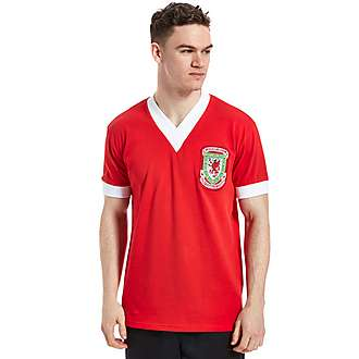Official Team Wales Home 1957 Shirt