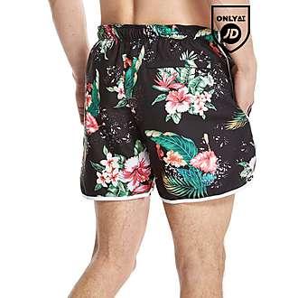 Supply & Demand Tropical Swim Shorts