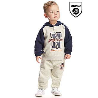Nickelson Newcome Suit Infant