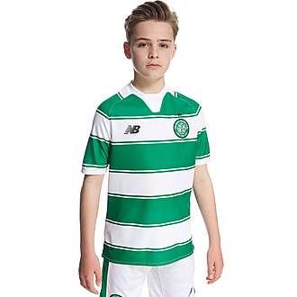 New Balance Celtic FC 2015 Junior Home Champions Shirt