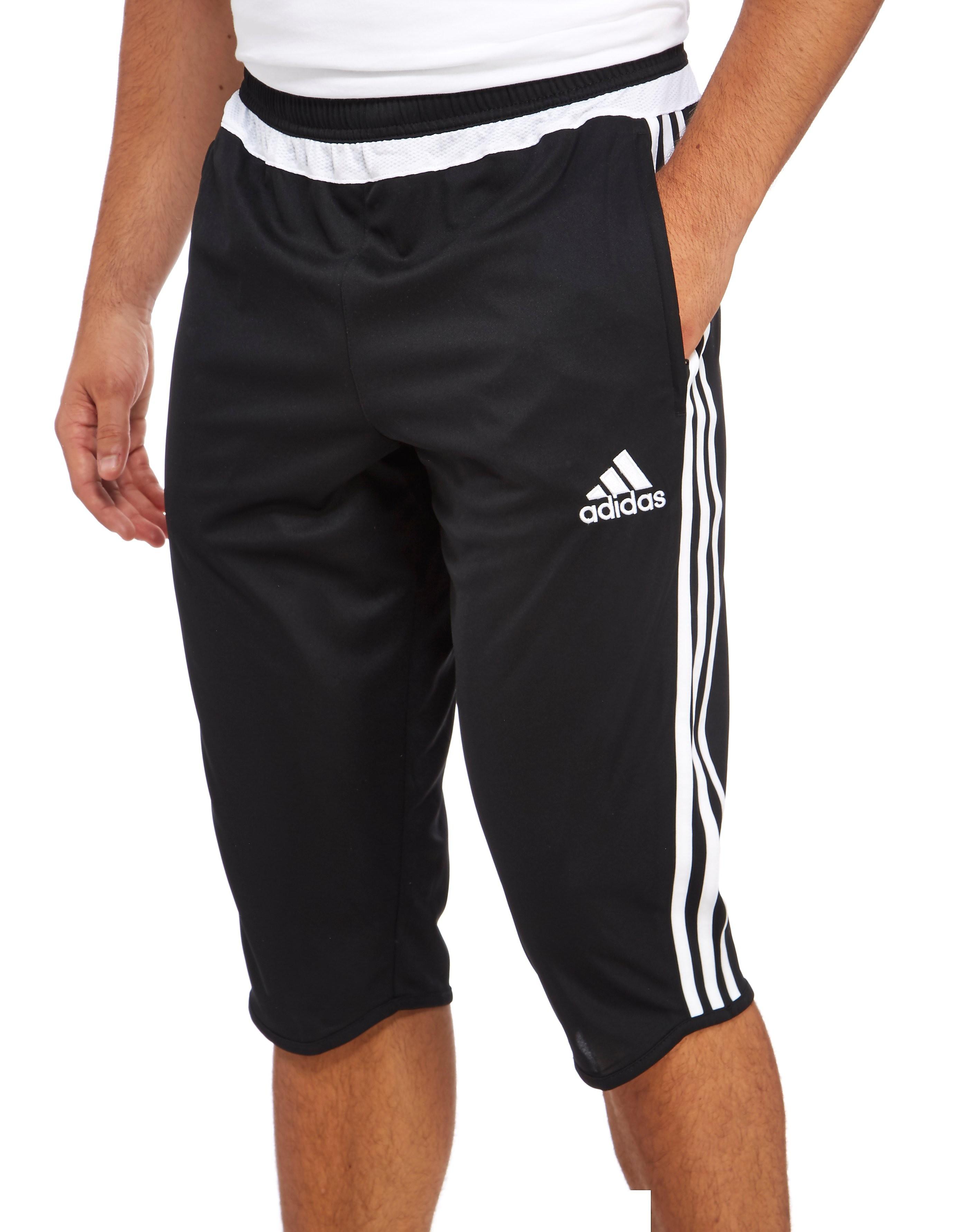 adidas Tiro 15 Poly Three-Quarter Pants