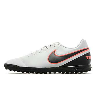 Nike Liquid Chrome Tiempo Rio III Turf