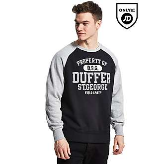 Duffer of St George Field Crew Sweatshirt