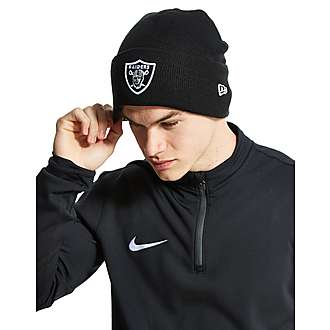 New Era NFL Oakland Raider Beanie Hat