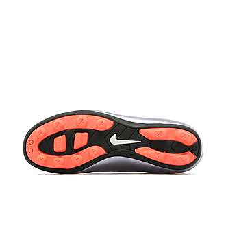 Nike Liquid Chrome Mercurial Vortex II FG Children