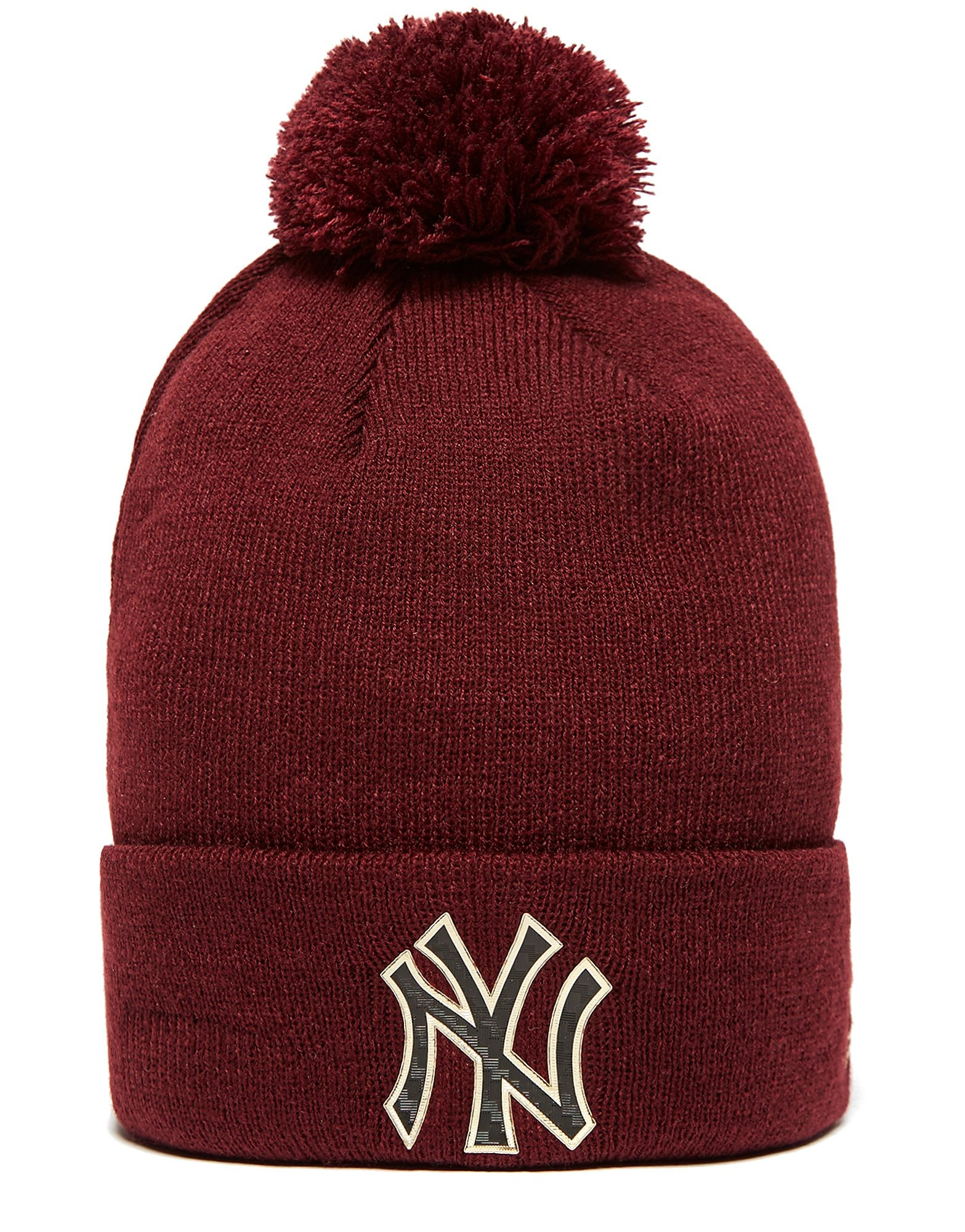 New Era New Era MLB Liquidchrome New York Yankees Beanie