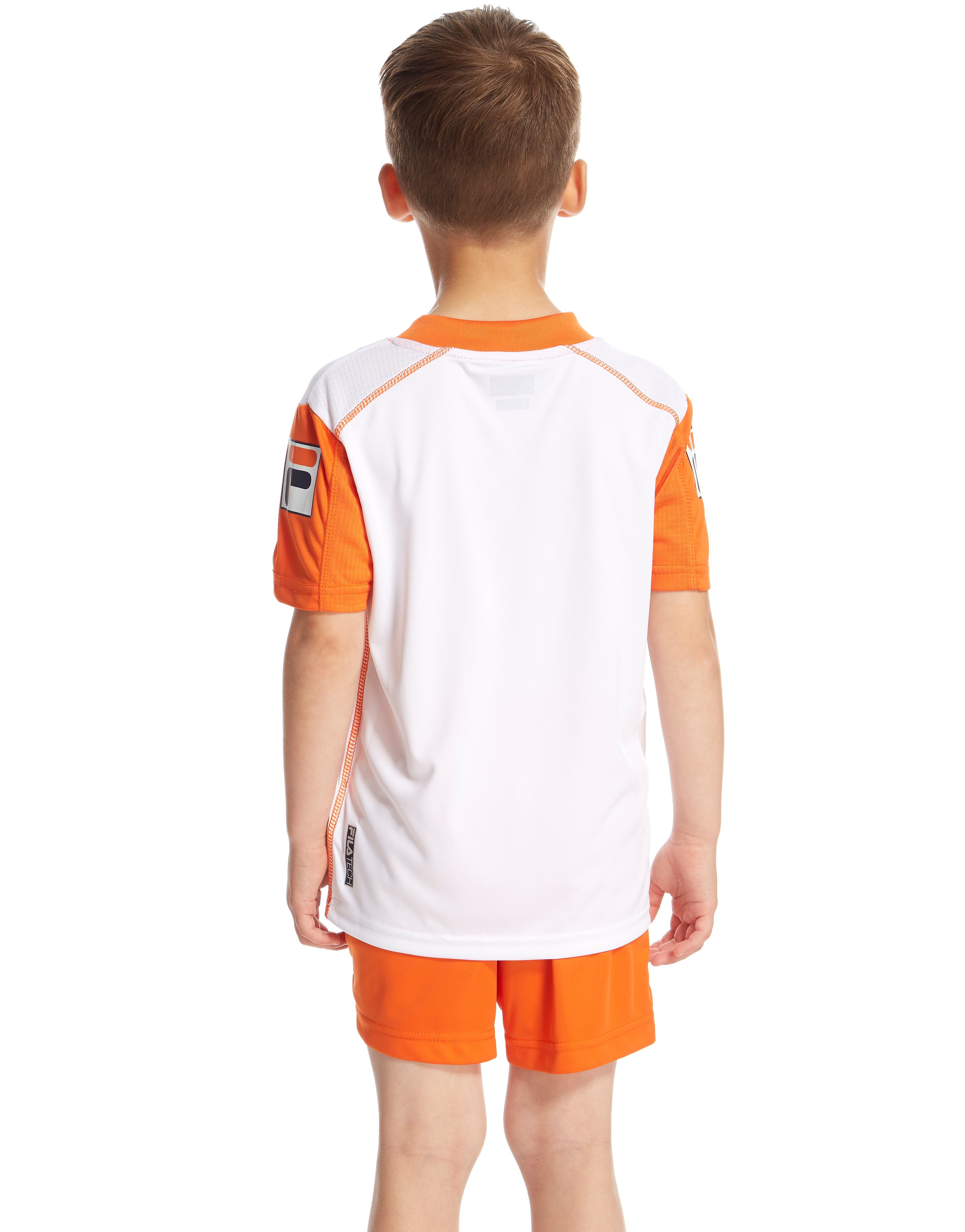 Fila Luton Town FC Away 2015/16 Kit Children