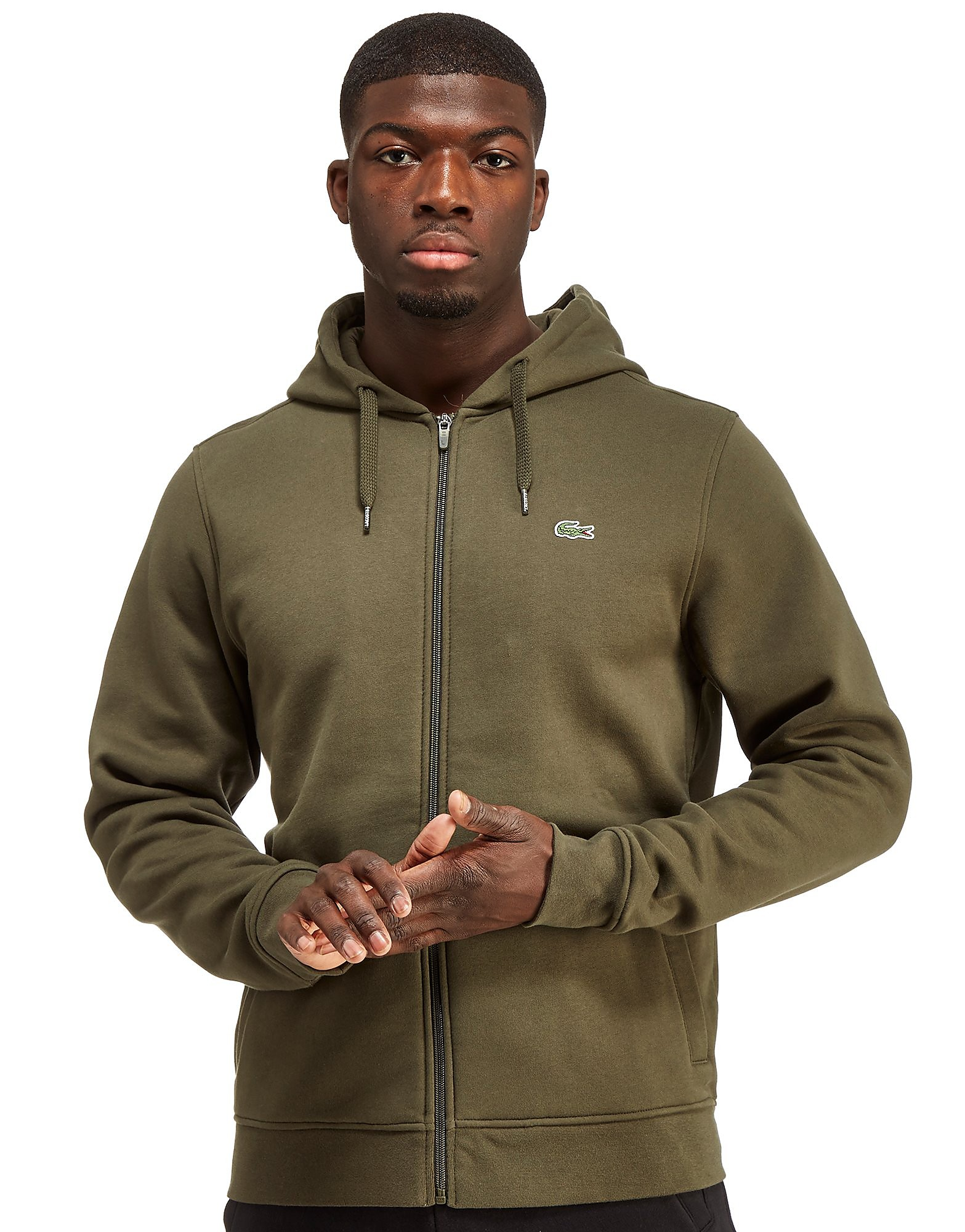 Lacoste Full Zip Hoody
