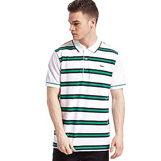 Lacoste Hooped Tape Polo Shirt