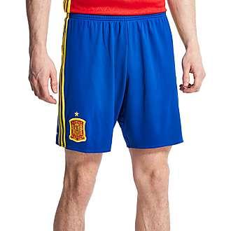 adidas Spain 2016 Home Shorts