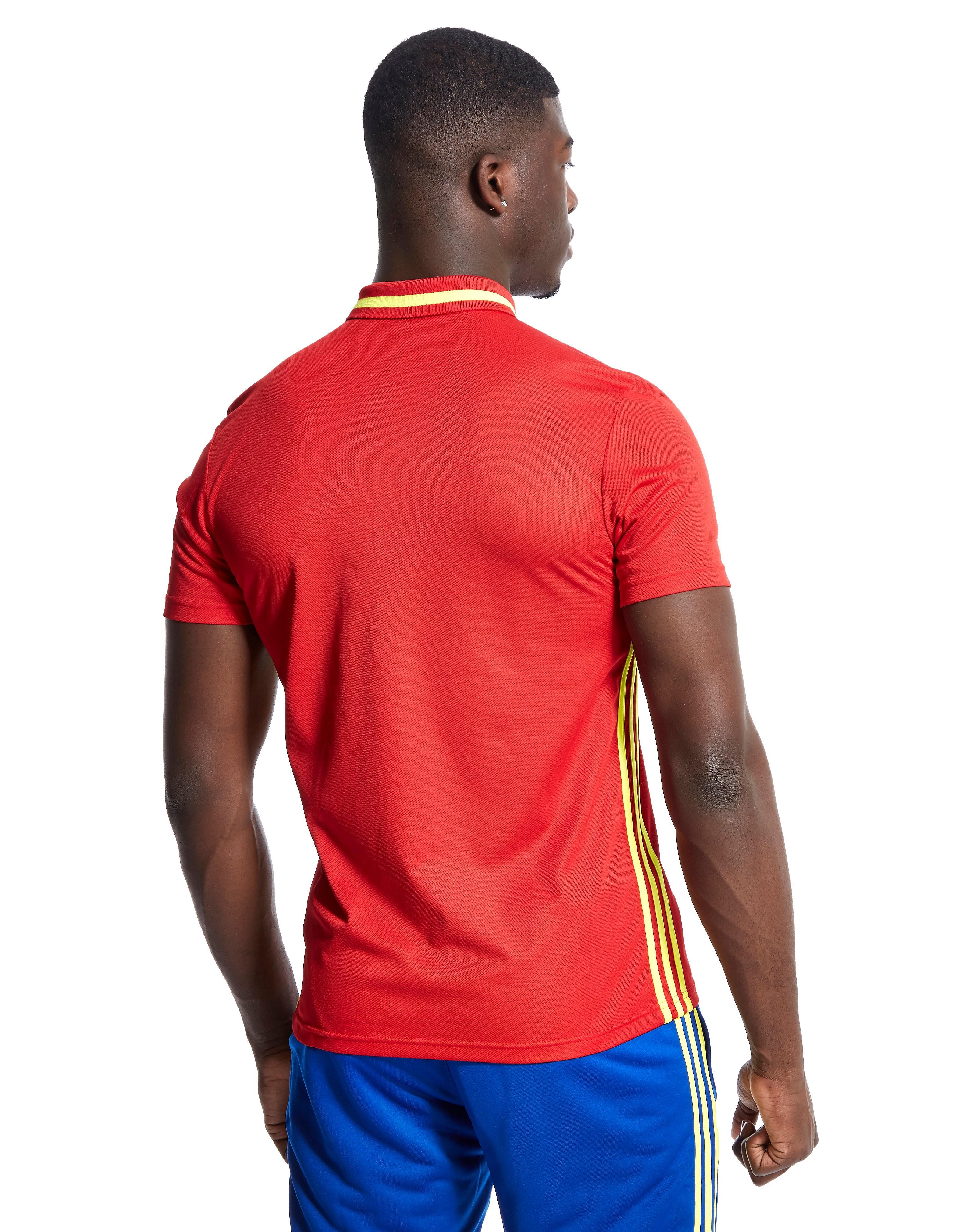 adidas Spain Climalite Polo Shirt
