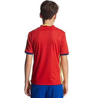 adidas Spain 2016 Home Shirt Junior