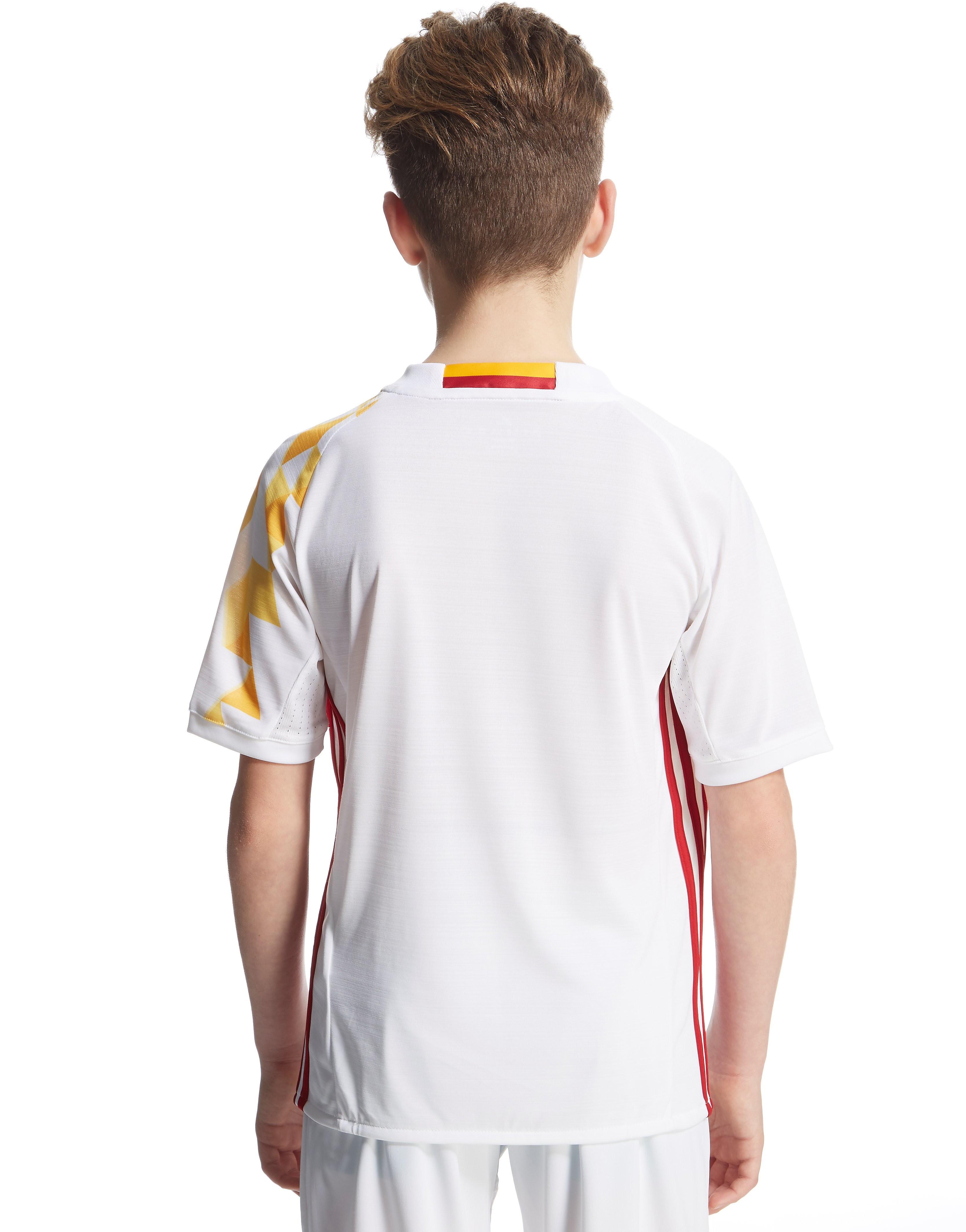 adidas Spain 2016 Away Shirt Junior