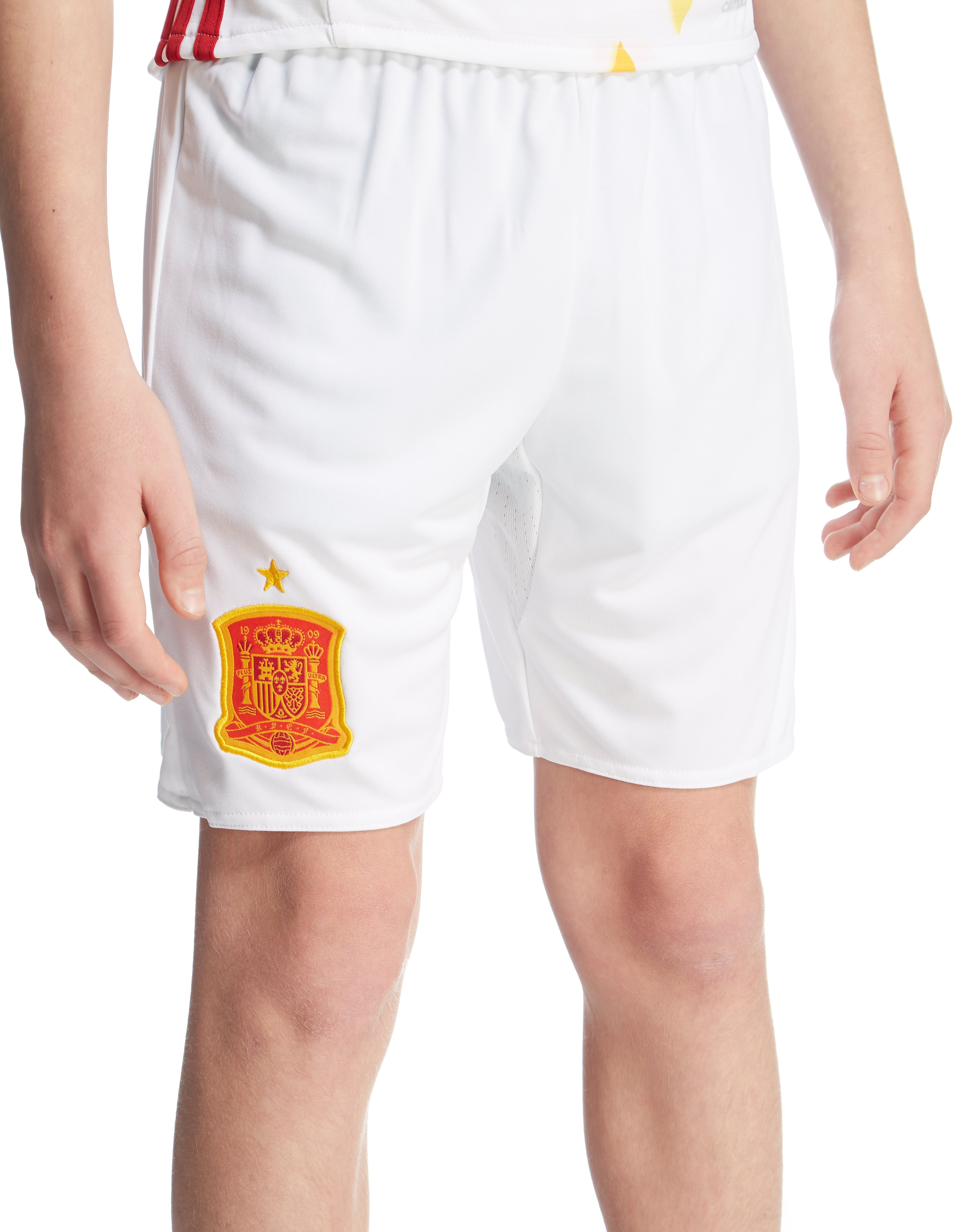 adidas Spain 2016 Away Shorts Junior