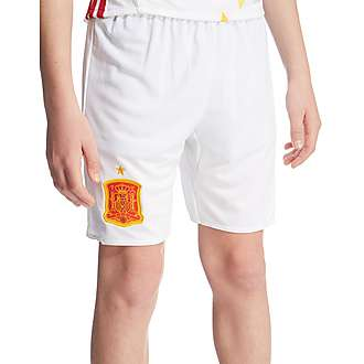 adidas Spain 2016 Away Shorts Junior