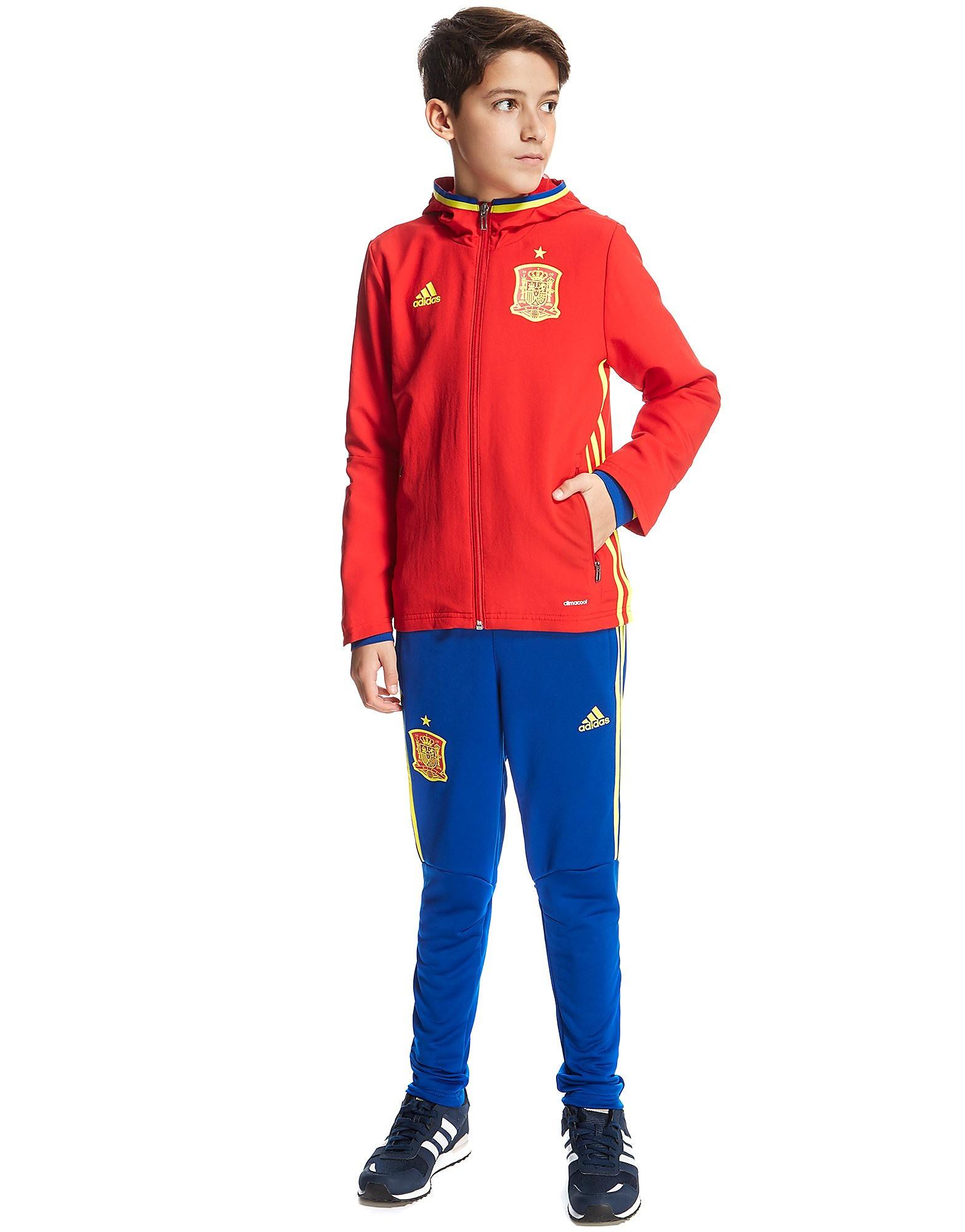 adidas Spain Presentation Suit Junior