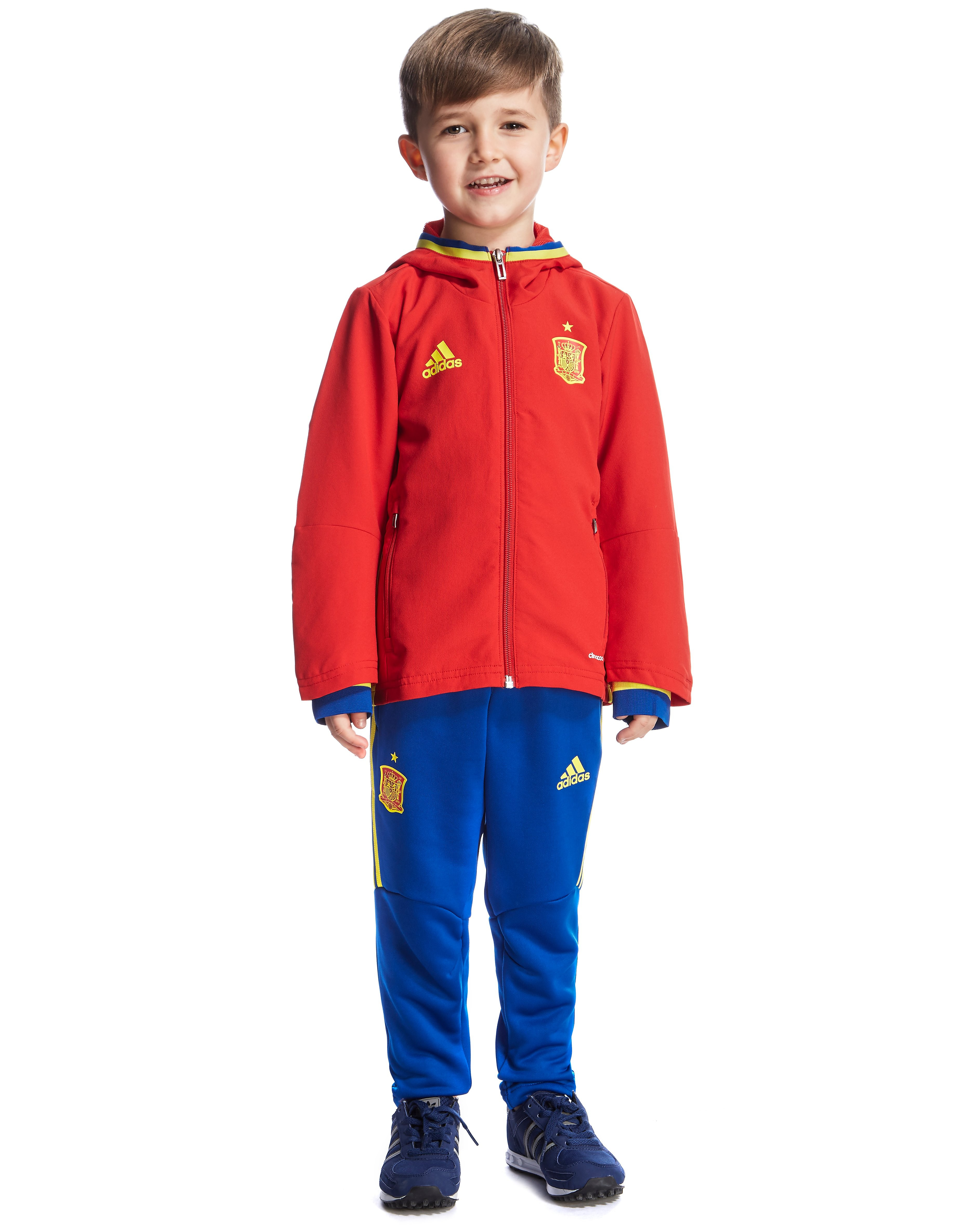 adidas Spain Presentation Suit Children