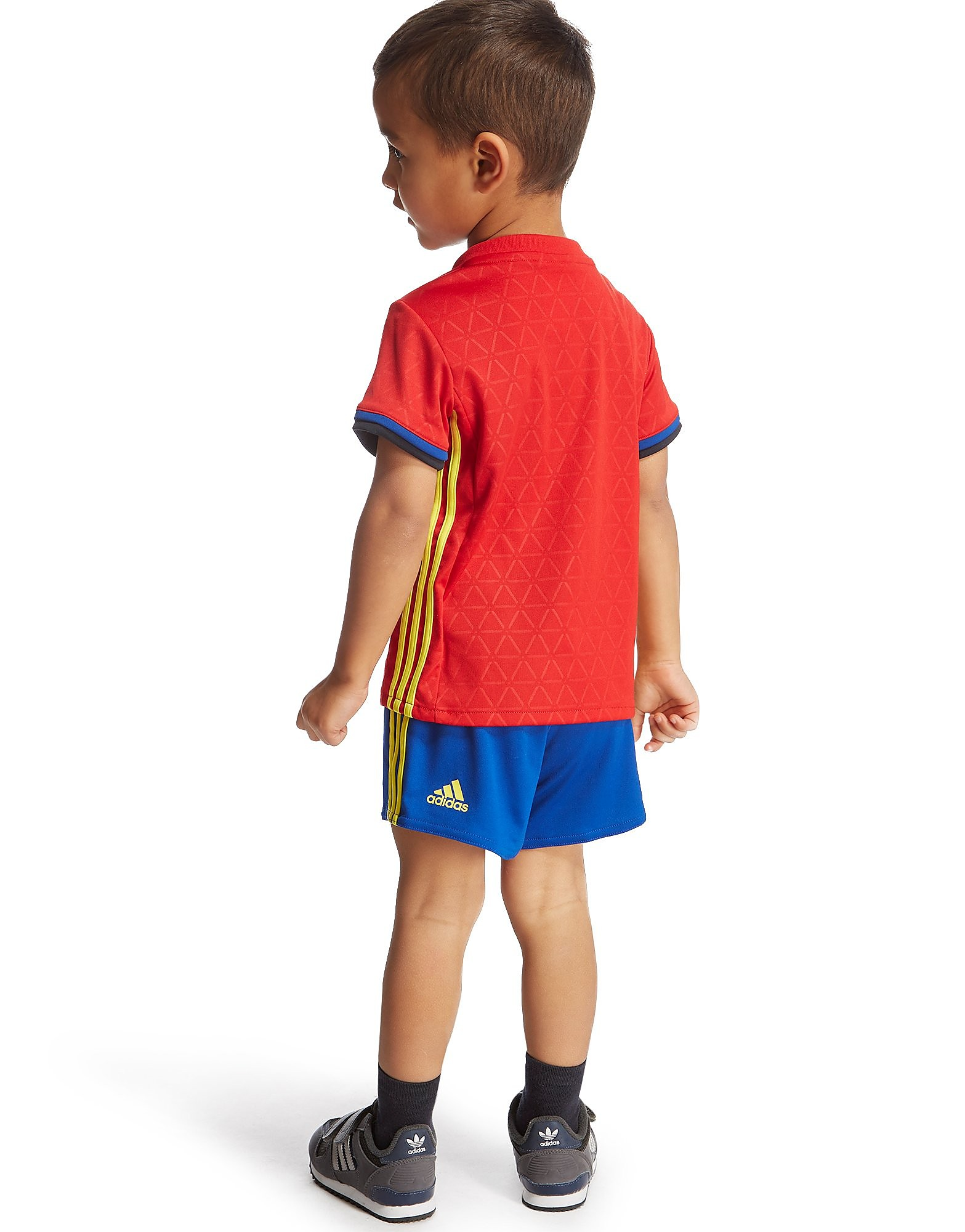 adidas Spain 2016 Home Kit Infant