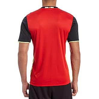adidas Belgium 2016 Home Shirt