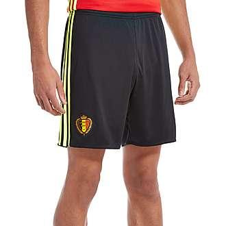 adidas Belgium 2016 Home Shorts