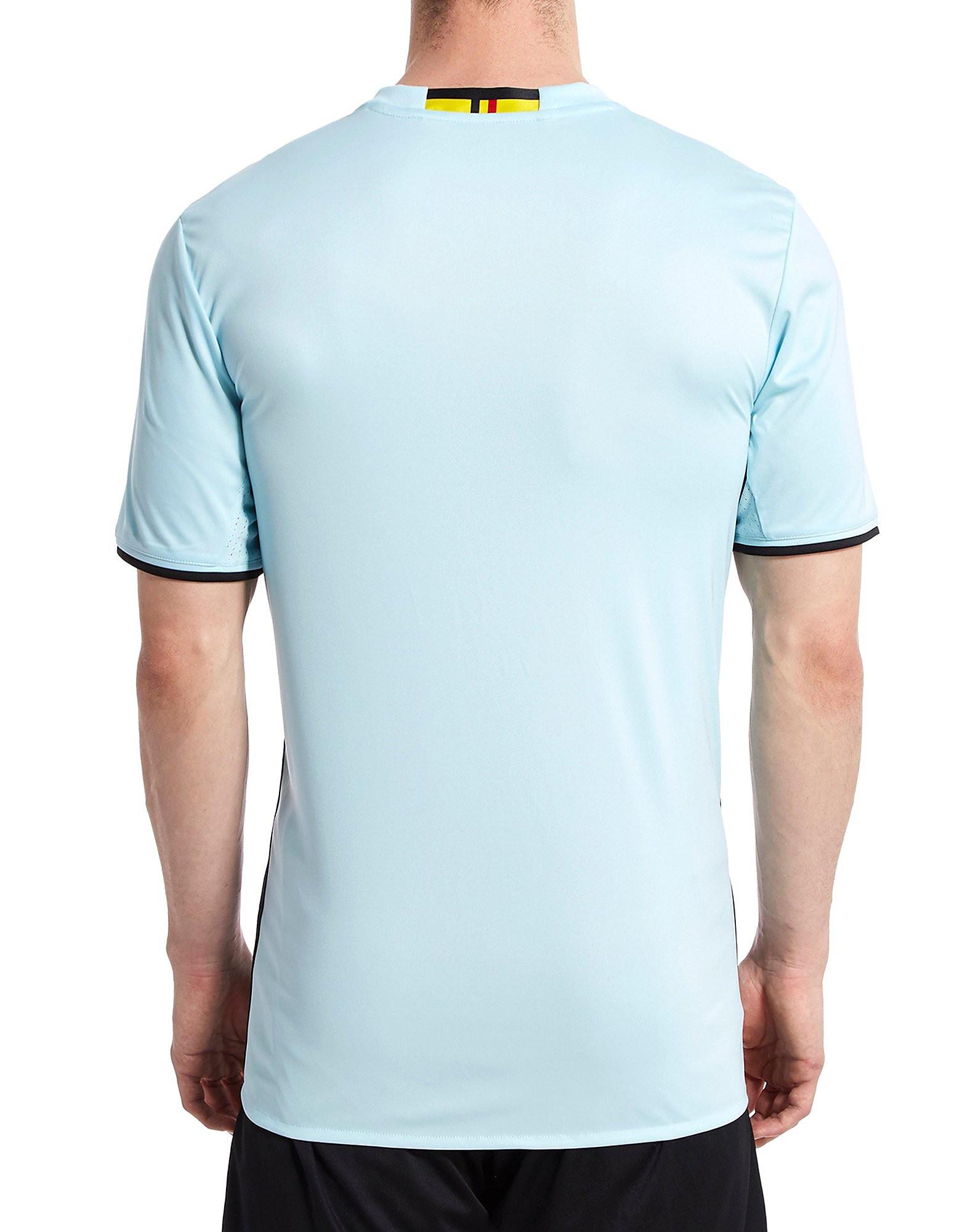 adidas Belgium 2016 Away Shirt