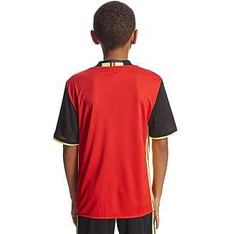 adidas Belgium 2016 Home Shirt Junior