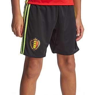adidas Belgium 2016 Home Shorts Junior