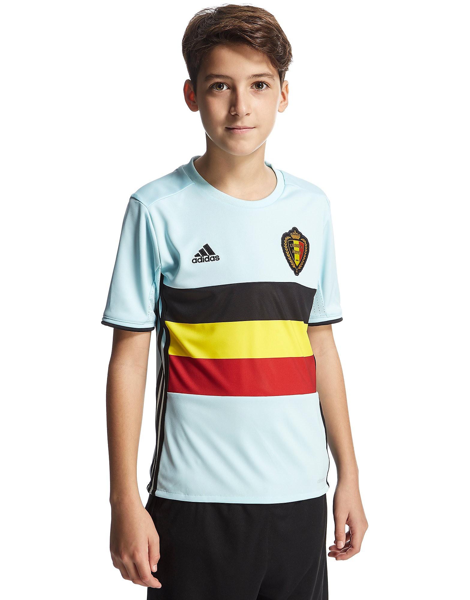adidas Belgium 2016 Away Shirt Junior