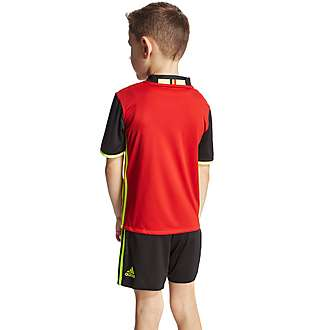 adidas Belgium 2016 Home Kit Children