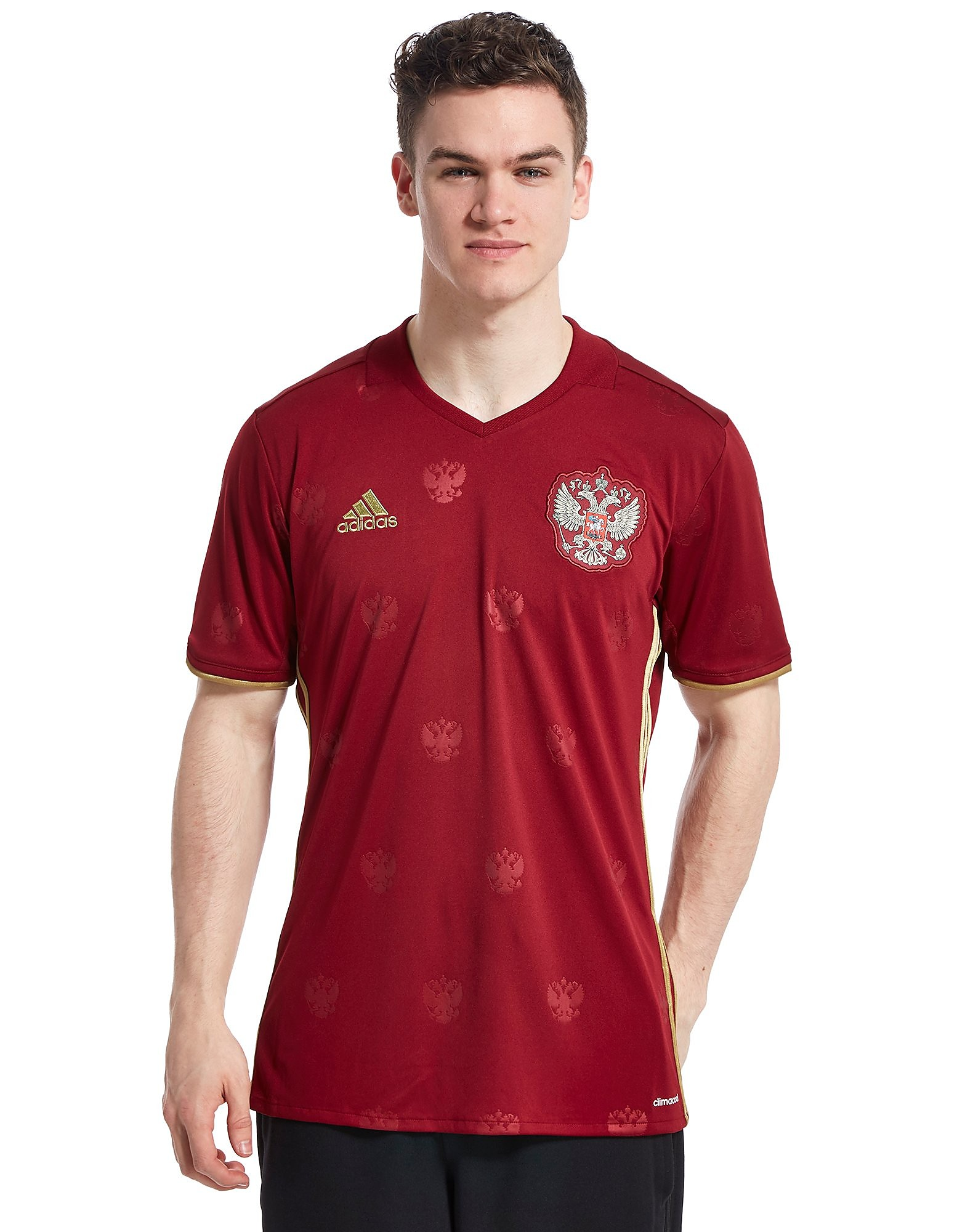adidas Russia 2016 Home Shirt
