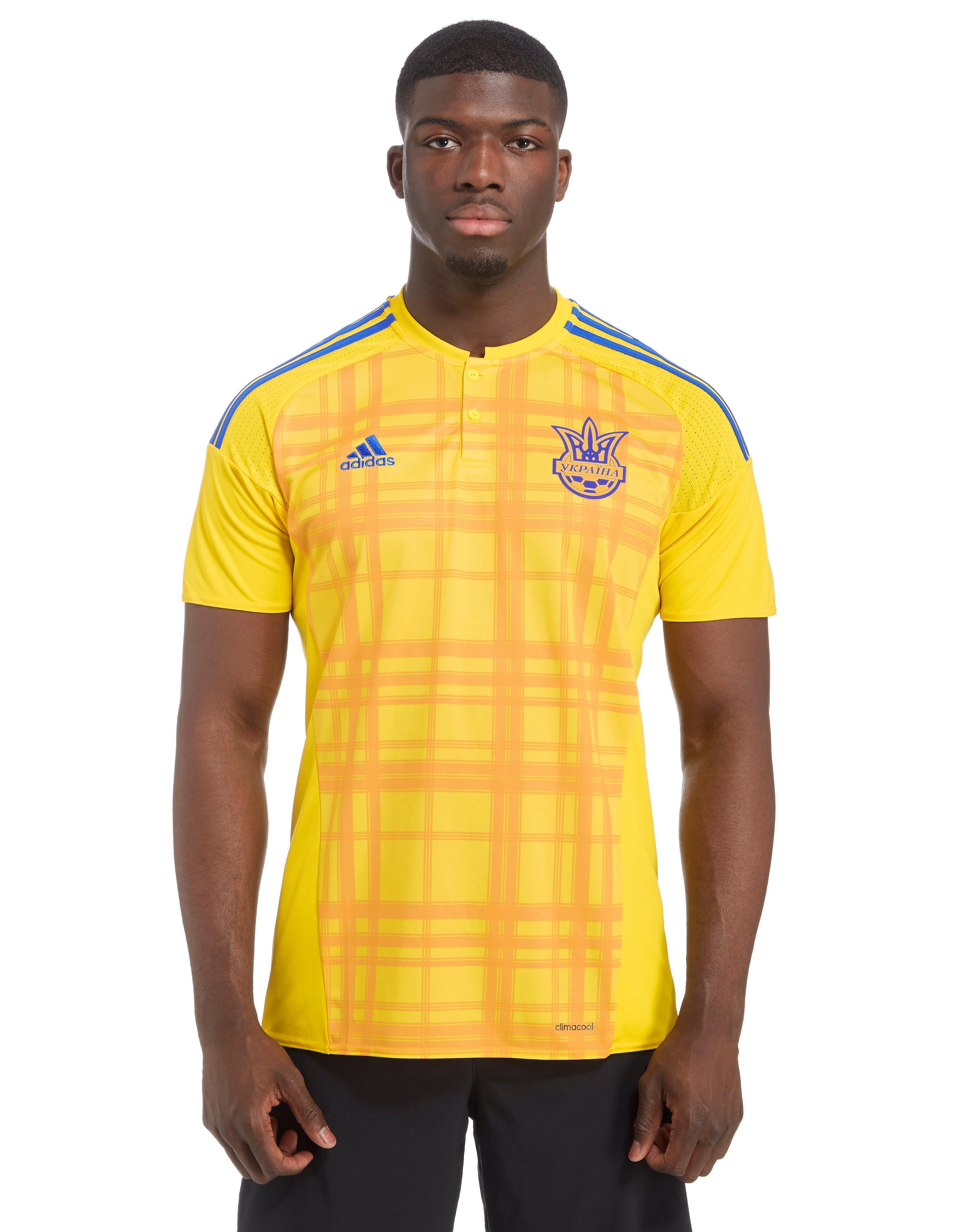 adidas Ukraine Home 2016 Shirt