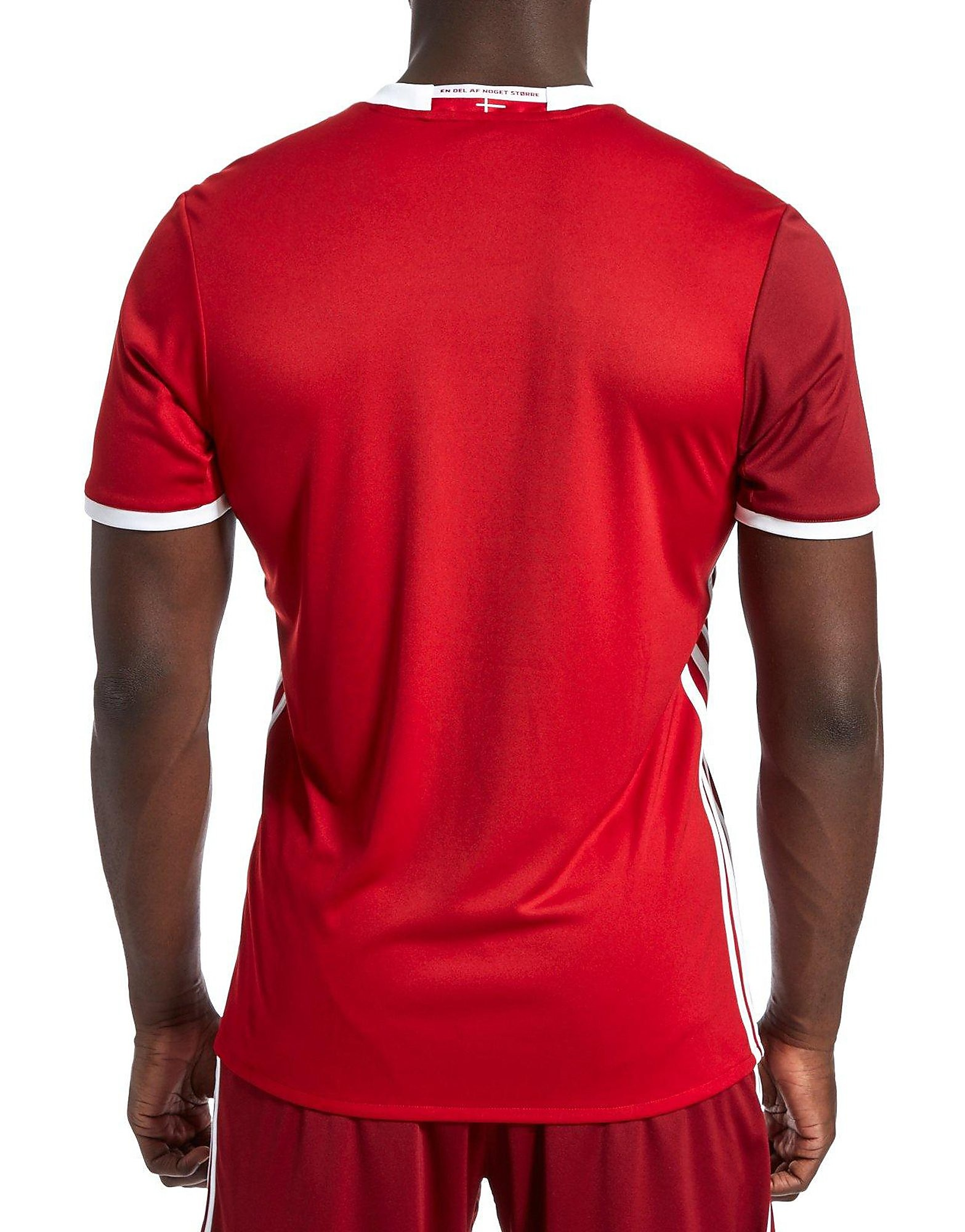 adidas Denmark 2016 Home Shirt