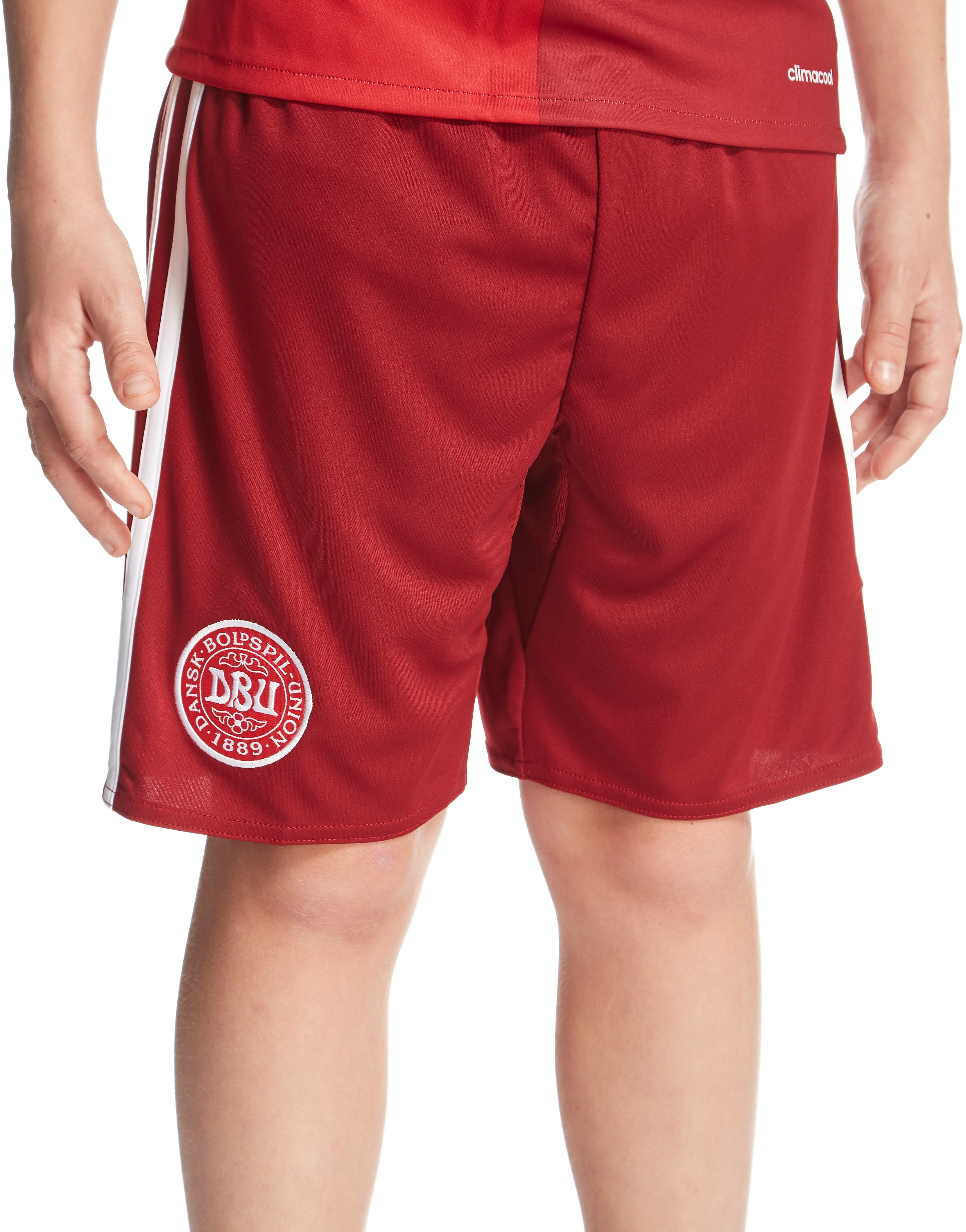 adidas Denmark 2016 Home Shorts Junior